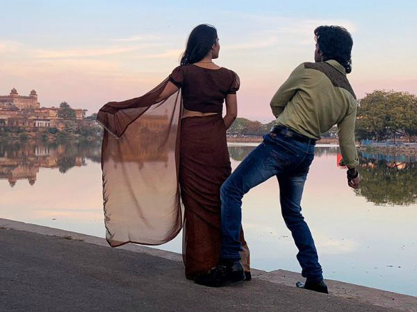 Rajkummar Rao Does The Iconic Mithun Step In This First Still From Anurag Basu's Next Film!