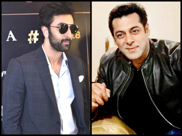 Salman Khan Is Hell-bent To LOCK HORNS With Ranbir Kapoor; Is Rivalry The Reason?
