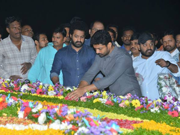 NTR Death Anniversary: Kalyan Ram And Jr NTR Pay Tribute To The Matinee Idol