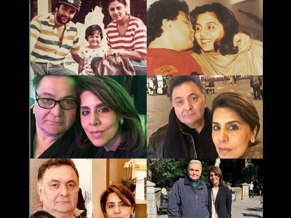 Rishi Kapoor- Neetu Kapoor's 39th Wedding Anniversary: Daughter Riddhima Pens A Heartfelt Note!