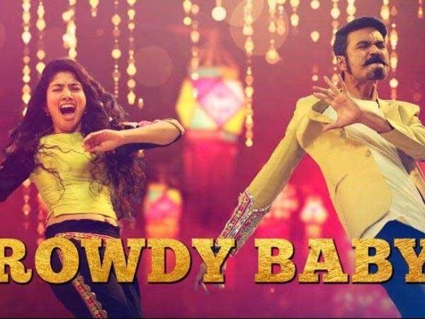 Rowdy Baby: Video Song From Dhanush Starrer Maari 2 Enters Billboard Top 5 List; Beats Aankh Marey