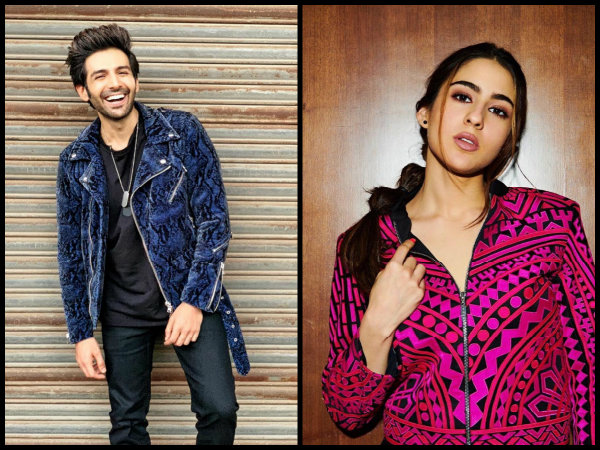 Sara Ali Khan Might Go CRAZY; Her Dream To Work With Kartik Aaryan Is In 'Work In Progress' Mode