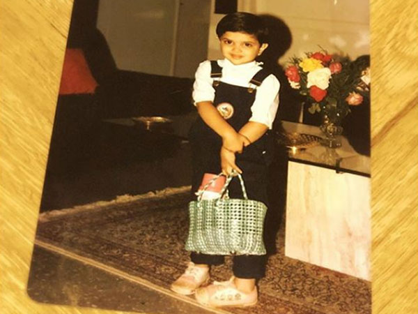 Deepika Padukone Posts THIS Adorable Back To School Photo And Hints At Starting Chhapaak's Filming