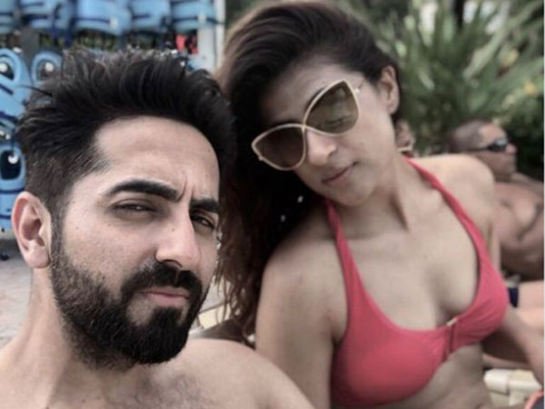 Tahira Is Ayushmann's Biggest Inspiration