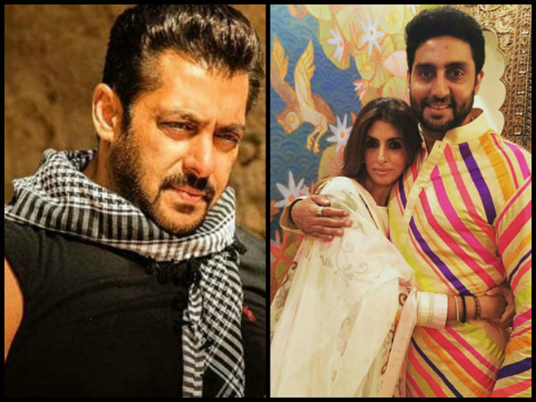 Shweta Bachchan & Abhishek Bachchan ARGUE Over Salman Khan! Will It ANGER Aishwarya Rai Bachchan?