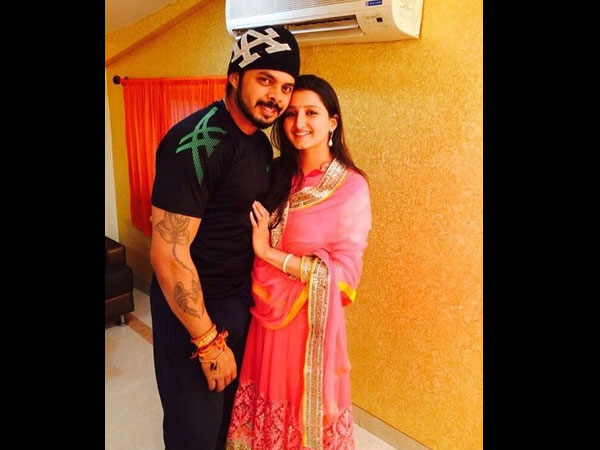 Sreesanth's Wife Instagram Account Hacked!