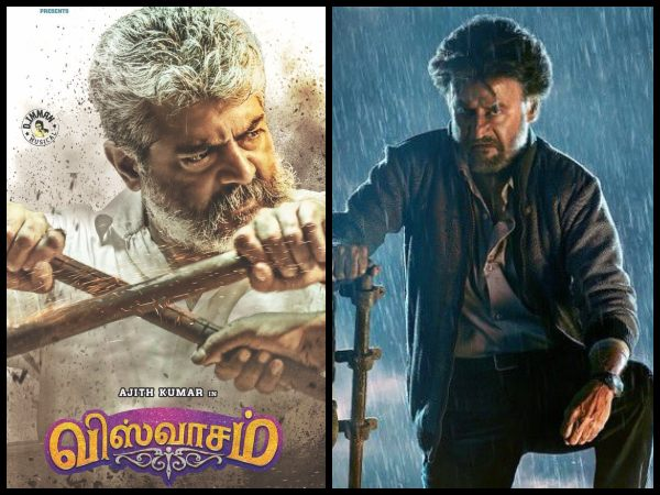 Petta vs Viswasam Box Office Collections (12 Days): Rajini Mania Overpowers Ajith's Film In Chennai