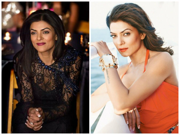 Sushmita Sen To Make A Comeback In Bollywood? Here's What She Has To Say!