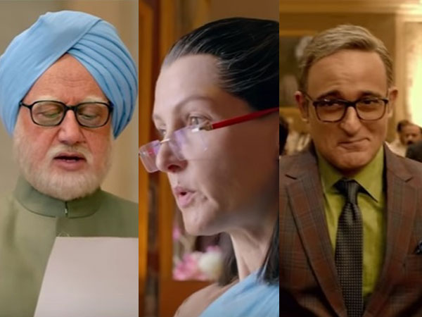 Speaking About The Accidental Prime Minister
