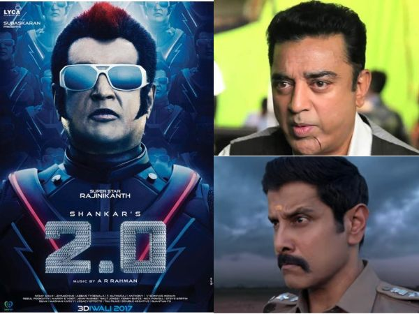 Revisiting Tamil Movies Of 2018: It Was Sequels Galore In