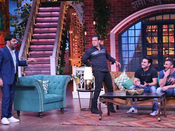 The Kapil Sharma Show: Khan Khandaan Laugh Riot   Fans Are