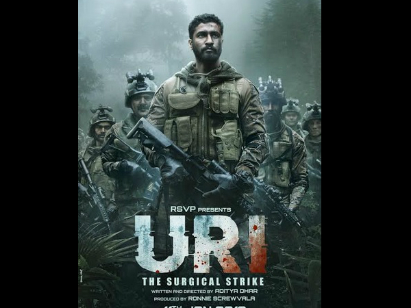 Day One Box Office Prediction Of Uri