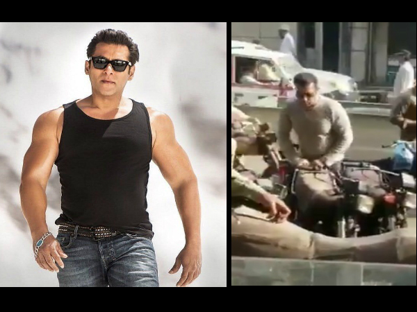 VIRAL VIDEO: Salman Khan's Doppelganger Captured On Camera In Pakistan!
