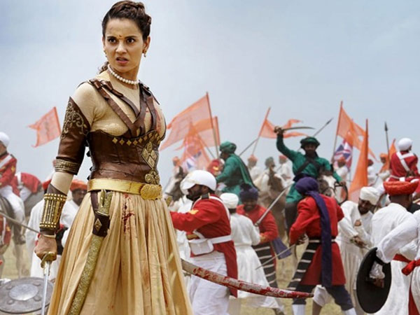 Kangana Ranaut: I'm Like Manikarnika, We Both Have The Same Fighting Spirit!