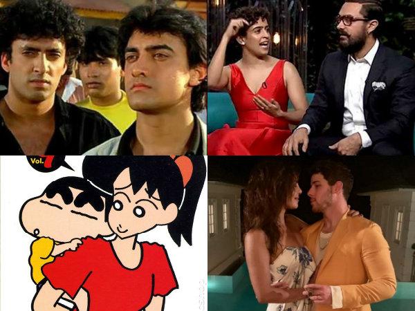 #10YearChallenge: Twitterati Make Fun Of Deepika Padukone, Priyanka Chopra, Ranbir Kapoor & Others!
