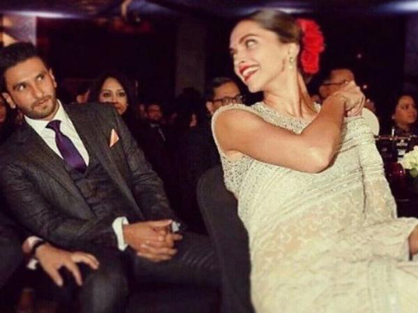 Ranveer Singh Used To Fly Halfway Across The World To Spend Minutes With Deepika Padukone!