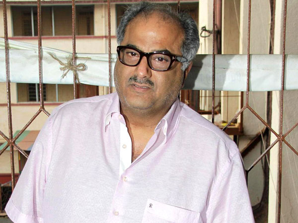 Boney Kapoor sends legal notice to the makers of Sridevi Bungalow