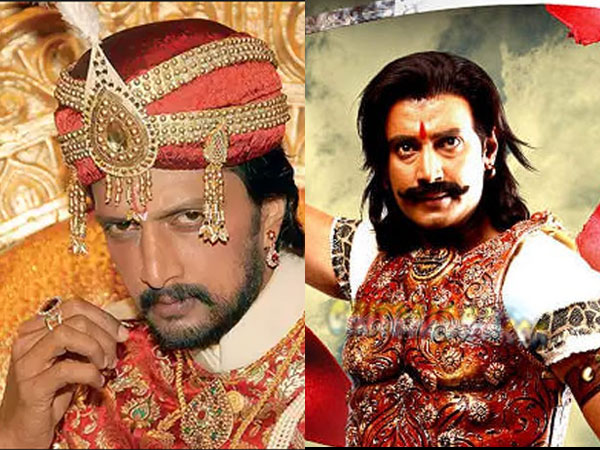 Sudeep Drops Out Of Madakari Nayaka; 'I Don't Want To Compete With Darshan & Create Controversy'!