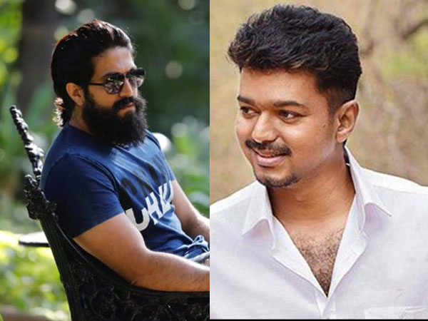 Yash's KGF Impresses Another Star! Thalapathy Vijay Raves About It After Watching Special Screening