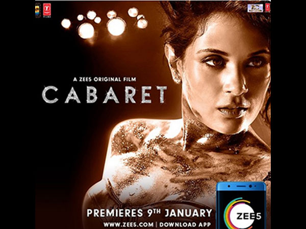 Cabaret Leaked By Tamilrockers