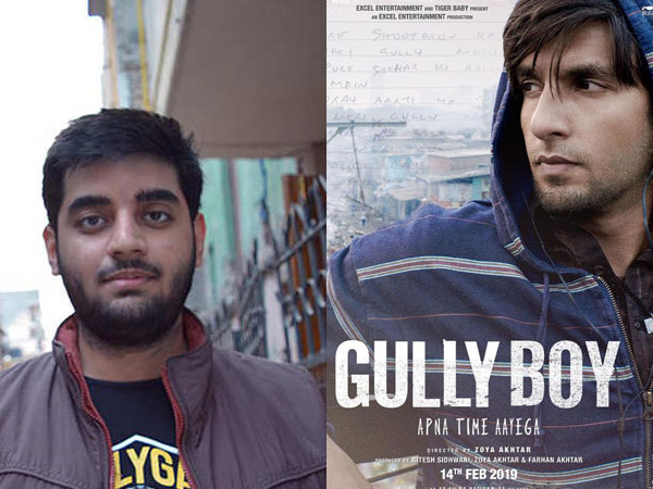 Sez CLARIFIES His Statement On Gully Boy Makers Not Having Paid Their Dues To Him