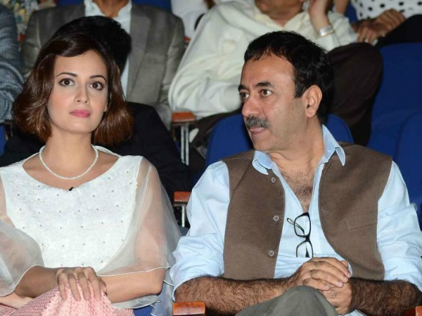 Dia Mirza Reacts To #MeToo Allegations Against Rajkumar Hirani: I Am Deeply Distressed