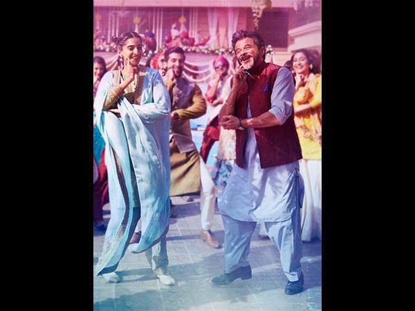 Ek Ladki Ko Dekha Toh Aisa Laga Song Ishq Mitha: Anil Kapoor- Sonam Kapoor Go Balle-Balle!