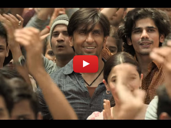 Trailer: Ranveer Singh and Alia Bhatt's Gully Boy