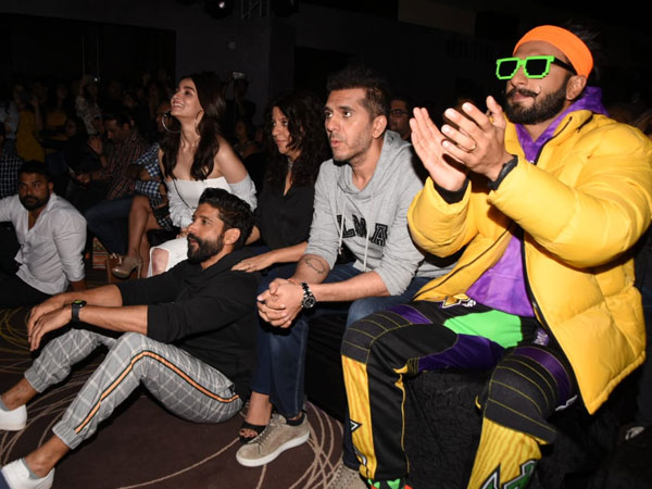 I Personally Feel Bad If My Contemporaries Fail, Says Ranveer Singh