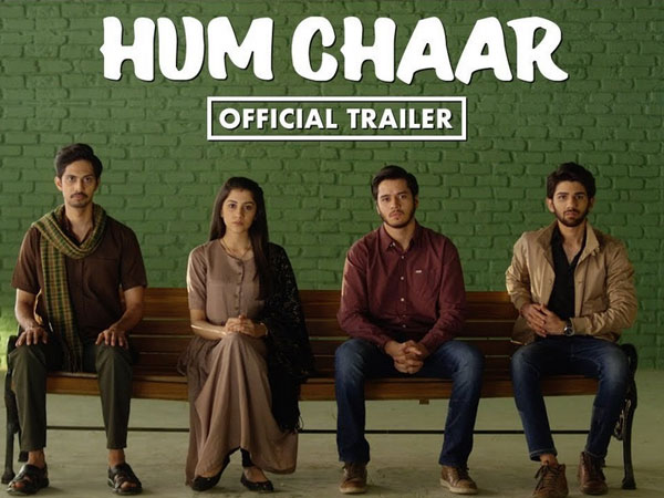 Hum Chaar Trailer: Sooraj Barjatya Is Back With A Refreshing Take On New-Age Friendship!