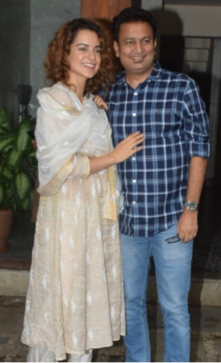 Manikarnika Producer Kamal Jain Hospitalized After Stroke
