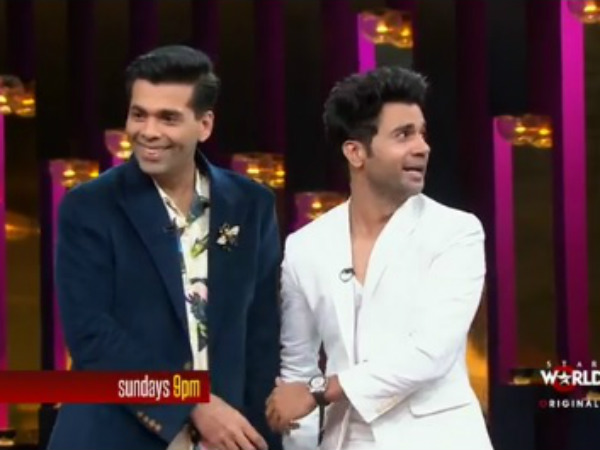 Snippets: Rajkummar Prefers Gay Encounter With Karan;Sree Throws Tantrum & Gets Eliminated From KKK!
