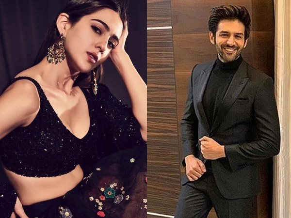 This is what Sara Ali Khan's mother advised her on taking things forward with her 'crush' Kartik Aaryan