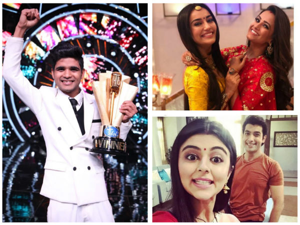 Top 3 Shows: Indian Idol, Naagin & Kundali Bhagya