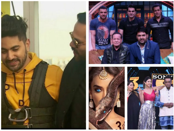 Latest TRP Ratings: Sony Tops The TRP Chart; Khatron Ke Khiladi, TKSS, Naagin 3 Are Top Three Shows!