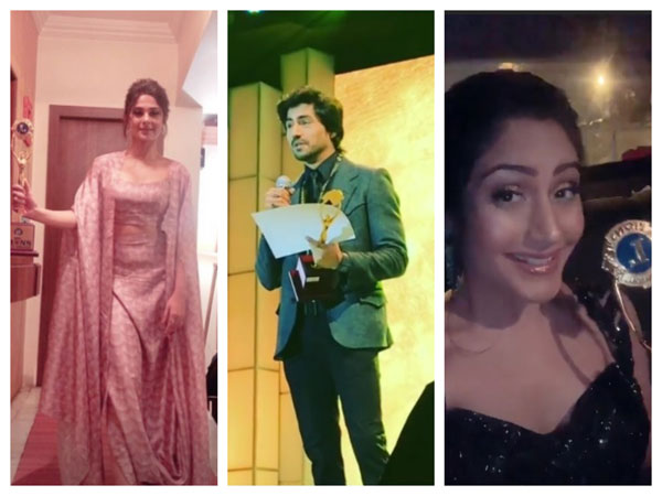 Lions Gold Awards Winners List: Harshad Chopda, Jennifer Winget, Surbhi Chandna & Others Bag Awards