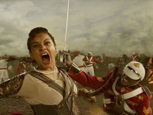 Kangana Ranaut's Manikarnika In Trouble: Karni Sena Threatens To Destroy Property If It's Released!