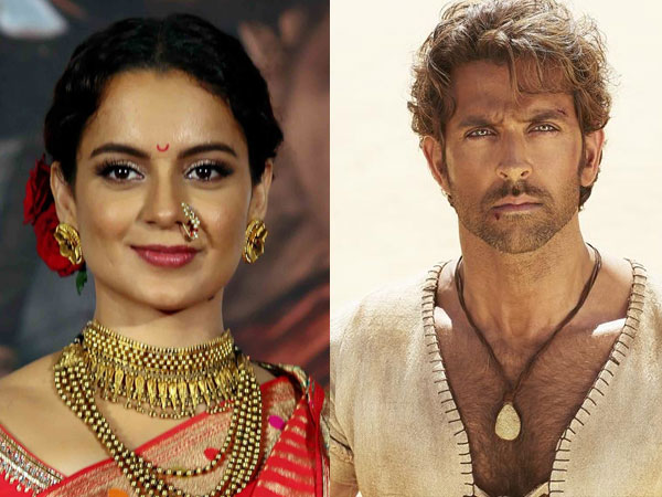 Kangana Ranaut Takes A Dig At Hrithik Roshan Again; Says Who Saw His Film Mohenjo Daro