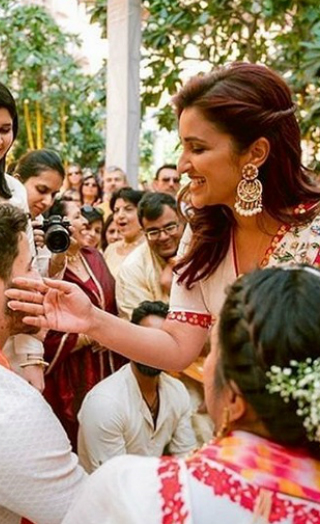 Parineeti Shares Unseen Pics From 'NickYanka' Wedding