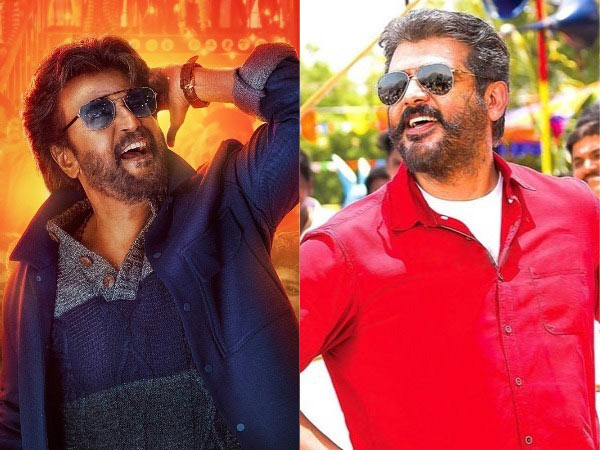 Petta Makes A Stylish Start In This Centre; Beats Viswasam On Day 1!