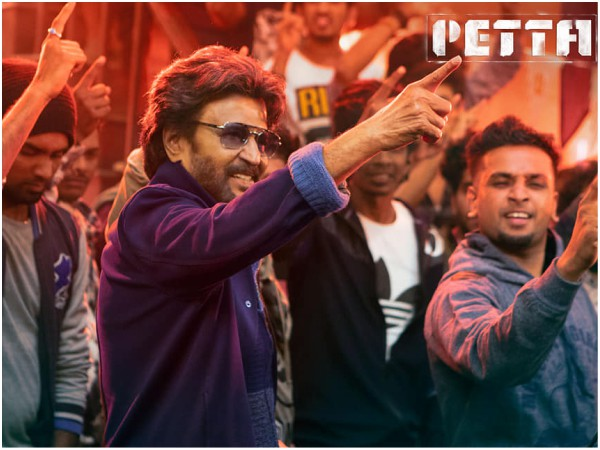 Rajinikanth on Petta box office success: All praise goes to Karthik Subbaraj