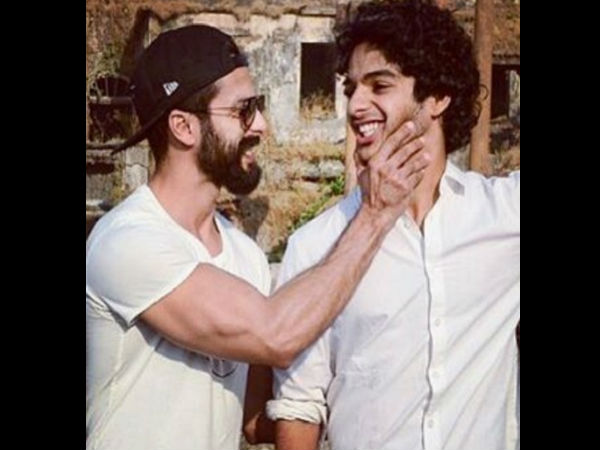 Shahid Comes To Ishaan's Rescue On The Show