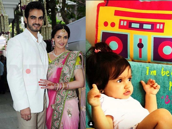 Esha Deol Announces Her Second Pregnancy With A Cute Post Featuring Her Daughter Radhya!