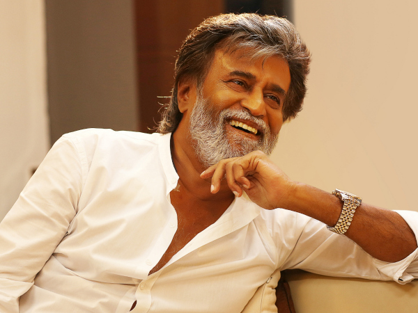 Rajinikanth's 10-Year Challenge Picture Is Definitely A Cut Above The Rest!