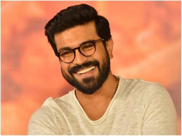 Ram Charan Opens Up about Sye Raa