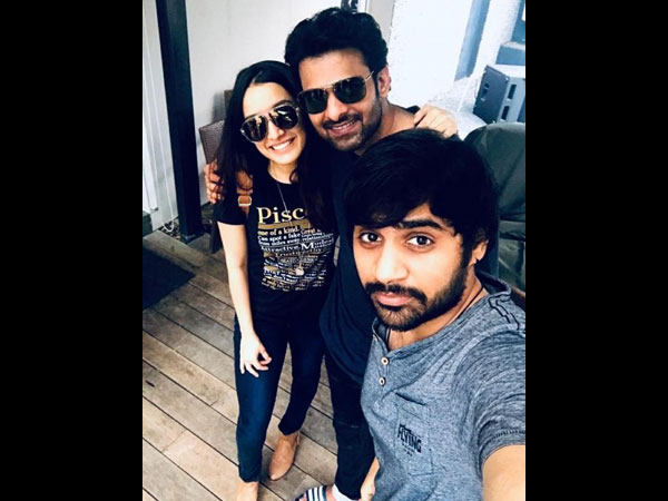 When Prabhas Was Floored By Shraddha Kapoor's Makar Sankranti Special Gesture!