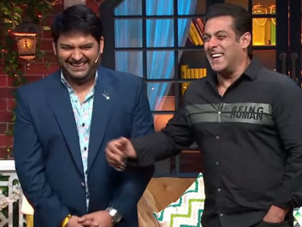 Kapil Sharma In Trouble For Making Distasteful Comment On A Woman!