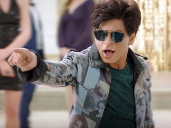 SRK thanks Aamir Khan for Rakesh Sharma biopic
