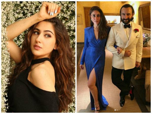 Sara Ali Khan DEEPLY Wished Kareena Kapoor To Be Her Stepmom?