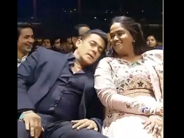 Salman Khan's Reaction Was Epic!